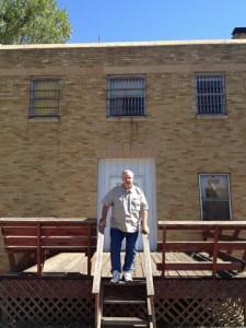 Faulk County jail