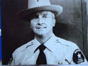 Kenneth Wherry, sheriff of Faulk County