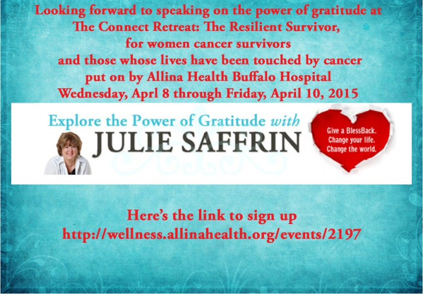The Resilient Survivor | http://juliesaffrin.com