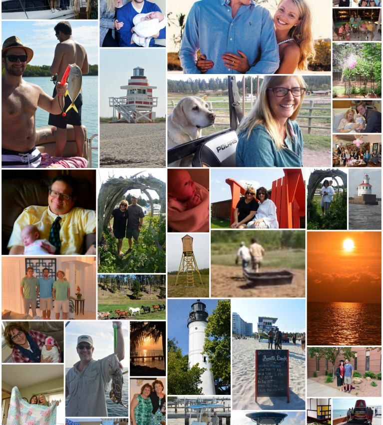 2015 Collage of a Year in review