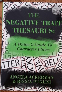 negative trait thesaurus