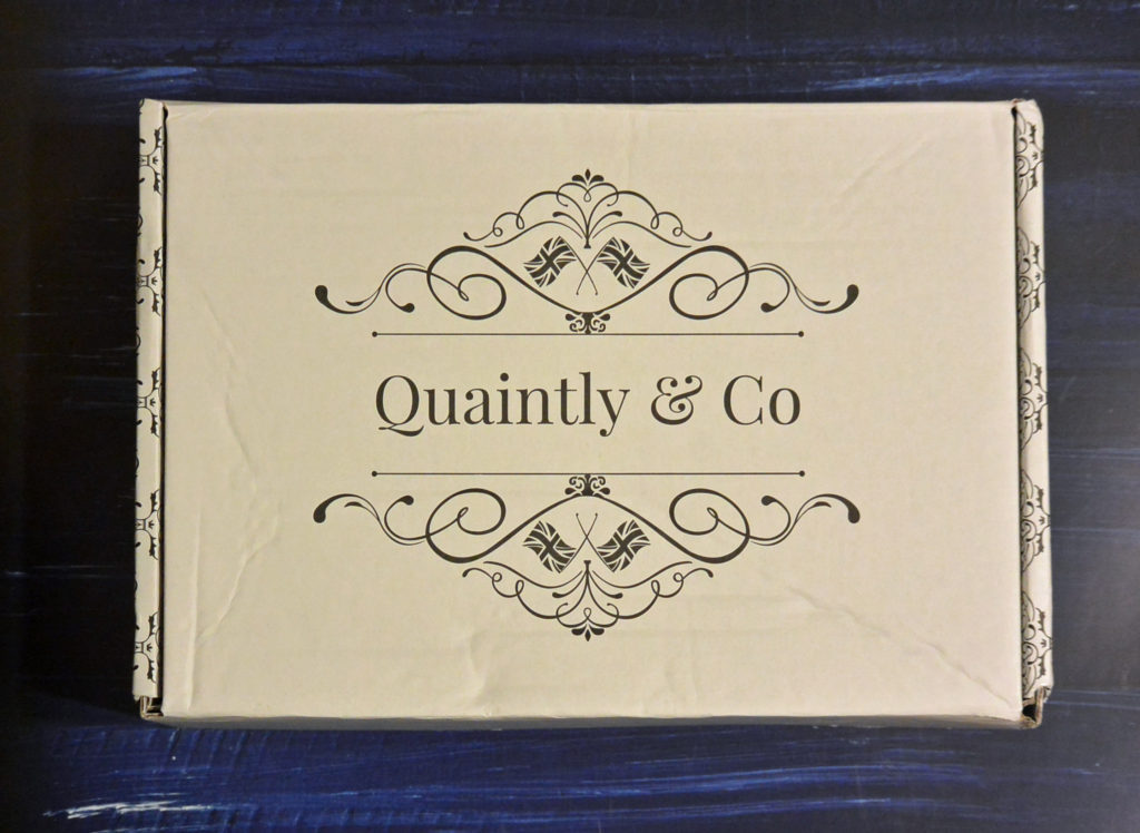 Quaintly & Co Gift Box